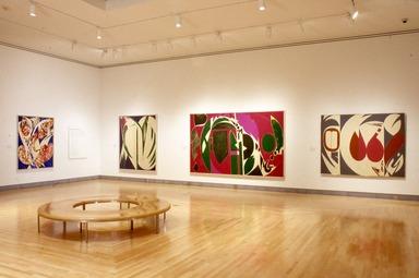 Lee Krasner, October 27, 2000 through January 7, 2001 (Image: PSC_E2000i024.jpg Brooklyn Museum photograph, 2000)