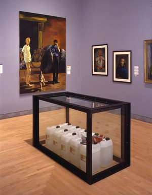 A Family Album: Brooklyn Collects, March 02, 2001 through July 01, 2001 (Image: PSC_E2001i001.jpg Brooklyn Museum photograph, 2001)