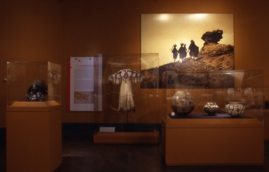 American Identities: A New Look, September 12, 2001 through February 28, 2016 (Image: PSC_E2001i144.jpg Brooklyn Museum photograph, 2006)