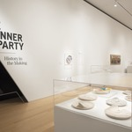 """Roots of """"The Dinner Party"""": History in the Making"""
