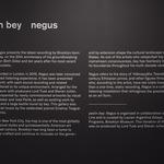 yasiin bey: Negus