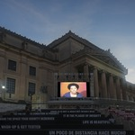 Art on the Stoop: Sunset Screenings