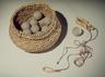 10 Balls used for Killing Marsh Hens  (ta-ma-whille)