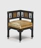 Corner Chair (Modern Gothic style)