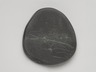 Inkstone with a Design of Plum Blossoms and Inscription by Wu Changshi