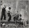 [Untitled] (Group of Boys and Swastika)