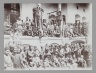 Audience for a Religious Performance, One of 274 Vintage Photographs