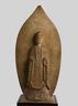 Stele of a Standing Buddha