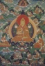 Tsongkhapa with Biographical Scenes