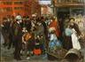 Street Scene (Hester Street)