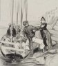 Embarkation of a Lady (Embarquement d'une dame)