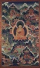 Shakyamuni Buddha Surrounded with Scenes of his Life