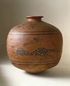 Wine Vessel with Spotted Antelope
