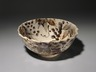 Bowl with Grape Pattern