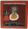 Siddha Lakshmi with Kali