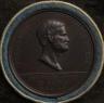 Pacific Railroad Commemorative Medal