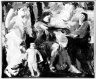Study (After Poussin's Inspiration of the Epic Post)