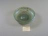 Small Shallow Dish of Plain Blown Glass