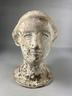 Vase in Shape of Woman's Head