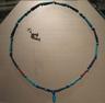 Teardrop Beads and Uraeus-Amulet