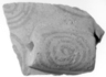 Fragment of Vase with Handle