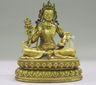 Bodhisattva, Perhaps Avalokiteshvara Padmapani