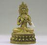Bodhisattva, Perhaps Amitayus or Maitreya