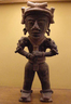 Standing Warrior Figure
