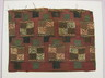 Textile Fragment, undetermined or Mantle, Fragment