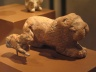 Game Piece in the Form of a Lioness Wearing a Collar