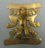 Gold Ornament in the Form of an Animal Devouring a Serpent