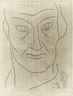 "[Untitled] (Illustration for the Poem ""Le Tombeau de Charles Baudelaire"")"