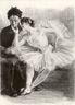 Danseuse et sa  mère