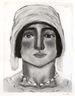 Woman's Head #11