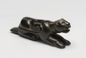 Panther Effigy Pipe