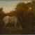 Albert Pinkham Ryder (American, 1847-1917). <em>The Grazing Horse</em>, mid 1870s. Oil on canvas, 10 3/16 x 14 1/8 in. (25.8 x 35.8 cm). Brooklyn Museum, Augustus Graham School of Design Fund, 14.554 (Photo: Brooklyn Museum, 14.554_PS9.jpg)
