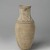 <em>Milk Vase</em>, ca. 1539-1458 B.C.E. Clay, pigment, 13 11/16 height × 6 in. diam. (34.8 × 15.2 cm). Brooklyn Museum, Gift of the Egypt Exploration Fund, 14.642. Creative Commons-BY (Photo: , 14.642_PS9.jpg)