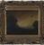 Franklin De Haven (American, 1856-1934). <em>Indian Camp near Custer, South Dakota</em>, ca. 1905. Oil on panel, 11 15/16 x 16 1/8 in. (30.3 x 40.9 cm). Brooklyn Museum, Bequest of Charles A. Schieren, 15.320 (Photo: Brooklyn Museum, 15.320_PS11.jpg)