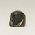 <em>Falcon Head</em>, 664-525 B.C.E., or earlier. Bronze, gold, 1 1/4 × 1 5/16 × 1 5/16 in. (3.1 × 3.3 × 3.4 cm). Brooklyn Museum, Gift of Evangeline Wilbour Blashfield, Theodora Wilbour, and Victor Wilbour honoring the wishes of their mother, Charlotte Beebe Wilbour, as a memorial to their father, Charles Edwin Wilbour, 16.107. Creative Commons-BY (Photo: Brooklyn Museum, 16.107_threequarter_left_PS11.jpg)