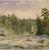 John William Hill (American, 1812-1879). <em>Mountain Stream</em>, 1863. Watercolor over graphite on wove paper, Sheet: 13 3/16 × 17 in. (33.5 × 43.2 cm). Brooklyn Museum, Gift of Mary Stewart Bierstadt, by exchange, 1991.44.1 (Photo: Brooklyn Museum, 1991.44.1_SL3.jpg)