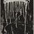 Pat Steir (American, born 1940). <em>Little Drip</em>, 1991. Rosin reversal, sugarlift and spit bite aquatint etching on paper, sheet: 24 5/8 x 19 1/8 in. (62.5 x 48.6 cm). Brooklyn Museum, Gift of the Community Committee of the Brooklyn Museum, 1992.116.3. © artist or artist's estate (Photo: Brooklyn Museum, 1992.116.3_PS11.jpg)
