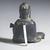 <em>Gautama Buddha</em>, 8th century. Bronze, overall (with mount): 2 1/2 x 2 x 1 3/8 in. (6.4 x 5.1 x 3.5 cm). Brooklyn Museum, Gift of Dr. Bertram H. Schaffner, 1993.106.1. Creative Commons-BY (Photo: Brooklyn Museum, 1993.106.1_back_PS4.jpg)