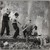 Vivian Cherry (American, 1920-2019). <em>[Untitled] (Group of Boys and Swastika)</em>, 1948. Gelatin silver photograph (vintage), 7 1/2 x 7 1/2 in. (19.1 x 19.1 cm). Brooklyn Museum, Gift of Steven Schmidt, 1997.138.4. © artist or artist's estate (Photo: , 1997.138.4_PS9.jpg)