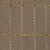 Yorùbá. <em>Woman's shawl (aṣọ-òkè)</em>, 1973. Cotton, metallic thread, 23 1/2 x 91 in. (59.7 x 231.1 cm). Brooklyn Museum, Gift of William C. Siegmann, 1997.172.3. Creative Commons-BY (Photo: , 1997.172.3_detail04_PS9.jpg)