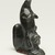 Bobby Qajuurtaq Tarkirk (Canadian, Inuit, 1934-2000). <em>Two Seals and a Human Head</em>, 1950-1980. Soapstone, 3 1/2 x 1 1/4 x 2 3/4 in. (8.9 x 3.2 x 7 cm). Brooklyn Museum, Hilda and Al Schein Collection, 2004.79.16. Creative Commons-BY (Photo: Brooklyn Museum, 2004.79.16_threequarter_left_PS11.jpg)