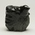 Inuit. <em>Human Face in Relief and Seal Figure in the Round</em>, 1950-1980. Soapstone, tuff, 4 x 4 x 3 1/2 in. (10.2 x 10.2 x 8.9 cm). Brooklyn Museum, Hilda and Al Schein Collection, 2004.79.2. Creative Commons-BY (Photo: Brooklyn Museum, 2004.79.2_view02_PS11.jpg)