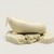 Inuit. <em>Walrus</em>, 1950-1980. Ivory, pigment, 1 1/4 x 2 1/2 x 1 5/8 in. (3.2 x 6.4 x 4.1 cm). Brooklyn Museum, Hilda and Al Schein Collection, 2004.79.58. Creative Commons-BY (Photo: Brooklyn Museum, 2004.79.58_left_PS11.jpg)