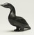 Inuit. <em>Goose</em>, 1950-1980. Soapstone, 4 x 1 3/4 x 6 in. (10.2 x 4.4 x 15.2 cm). Brooklyn Museum, Hilda and Al Schein Collection, 2004.79.8. Creative Commons-BY (Photo: Brooklyn Museum, 2004.79.8_threequarter_left_PS11-1.jpg)