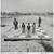 Arthur Tress (American, born 1940). <em>Boys on Checker Floor, Far Rockaway, NY</em>, 1973. Gelatin silver photograph, sheet: 14 × 11 in. (35.6 × 27.9 cm). Brooklyn Museum, Gift of William and Marilyn Braunstein, 2009.86.8. © artist or artist's estate (Photo: Brooklyn Museum, 2009.86.8_PS9.jpg)