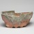 Fujioka Shuhei (Japanese, born 1947). <em>Vessel</em>, 2013. Iga ware: stoneware with ash glaze, 6 11/16 x 15 15/16 x 10 1/4 in. (17 x 40.5 x 26 cm). Brooklyn Museum, Gift of Steven Korff and Marcia Van Wagner, 2014.60.4. Creative Commons-BY (Photo: , 2014.60.4_view02_PS9.jpg)